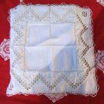 Whitework handkerchief