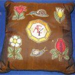 Elizabethan pillow