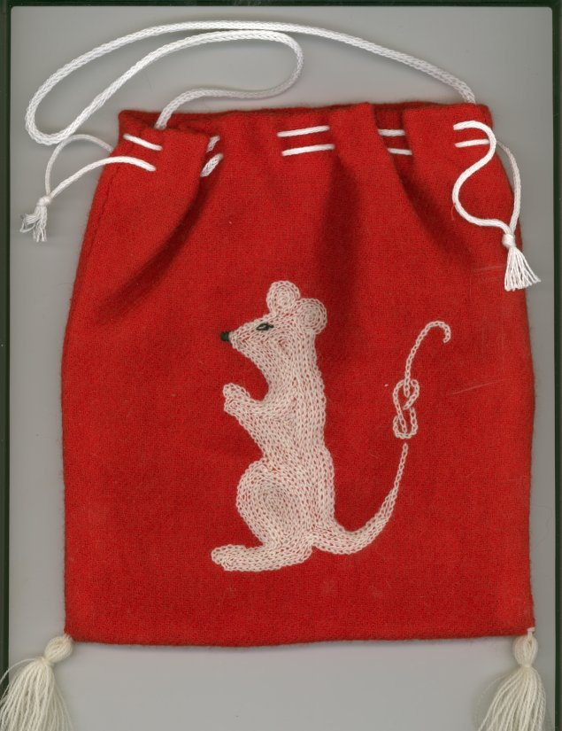 Mouseguard pouch