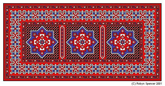 Lochac carpet design