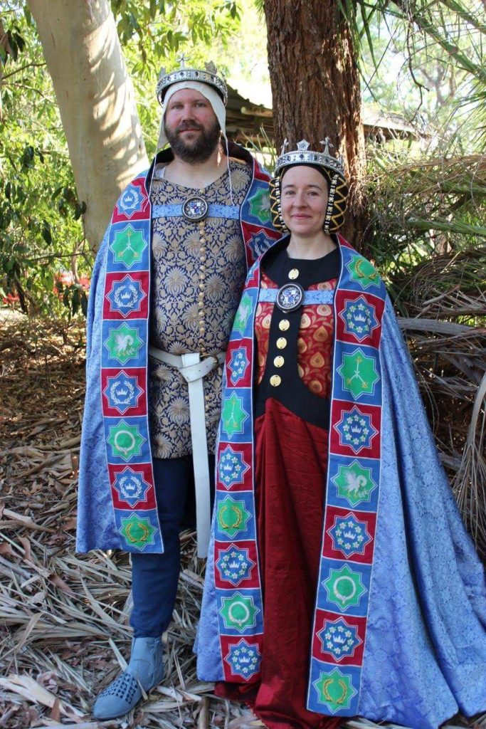 King Rowlald and King Tailltui