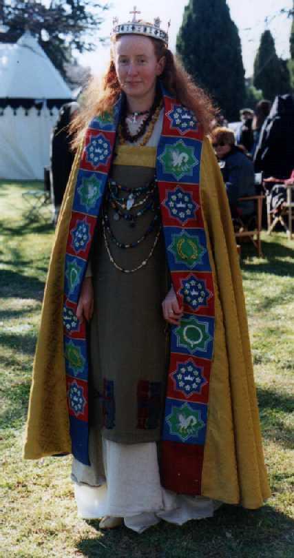 Lochac Investiture cloaks